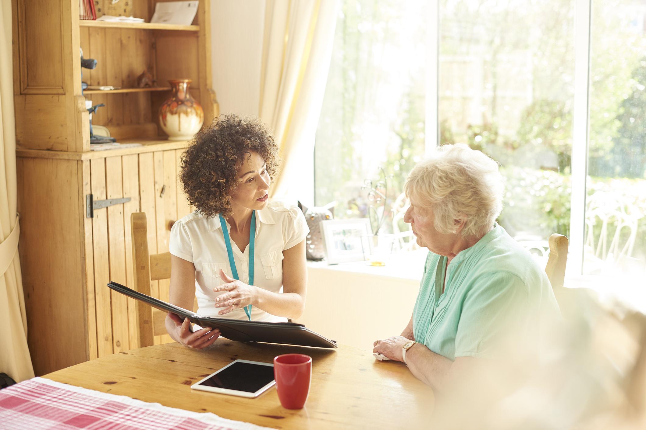 Targeting care gaps. Image
