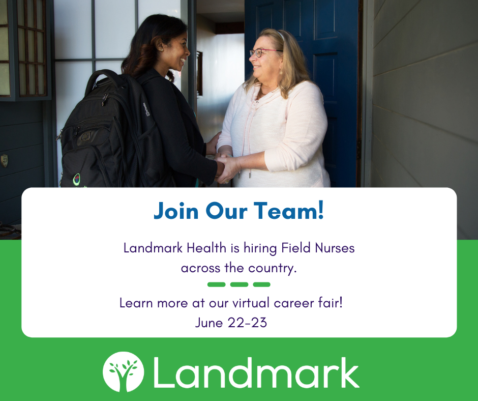 Landmark Virtual Career Fair