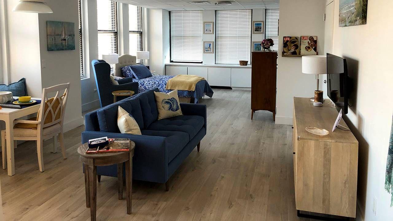 Dementia Apartment Inside